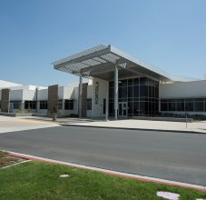 front of phs