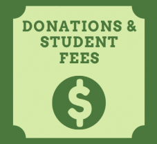 Donations and Student Fees